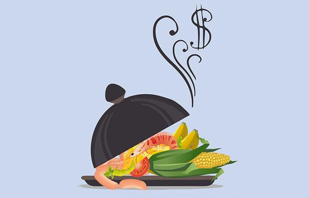 El negocio de la comida