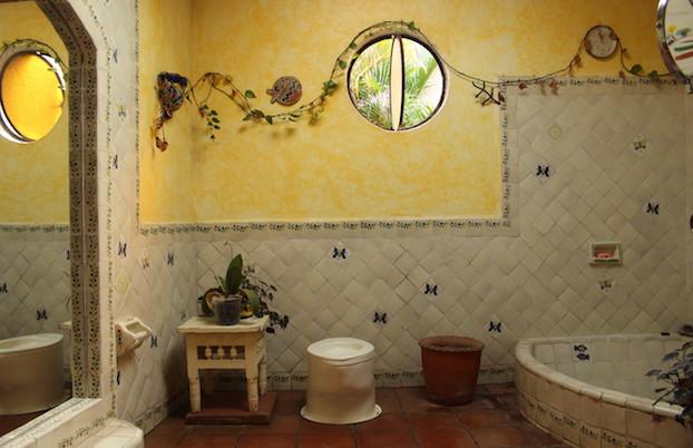 V teres secos dentro de casa opcions for Vater ecologico
