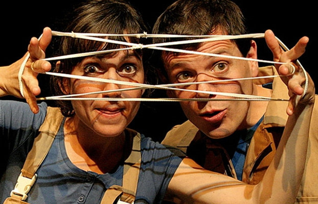Imatge promocional de Simplicitats, de Xucrut Teatre.