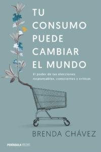 Portada libro Tu consumo puede cambiar el mundo