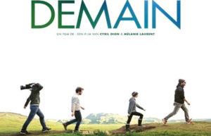 Imatge del cartell del documental Demain