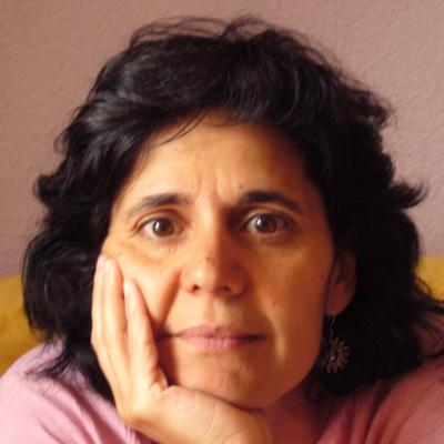 Retrat de l'activista ecologista Charo Morán