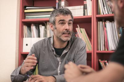 Toni Lodeiro. Entrevista sobre supermercados cooperativos