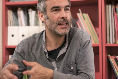 Entrevista a Toni Lodeiro sobre supermercados cooperativos