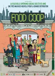 "Cartell del documental ""Food Coop""."
