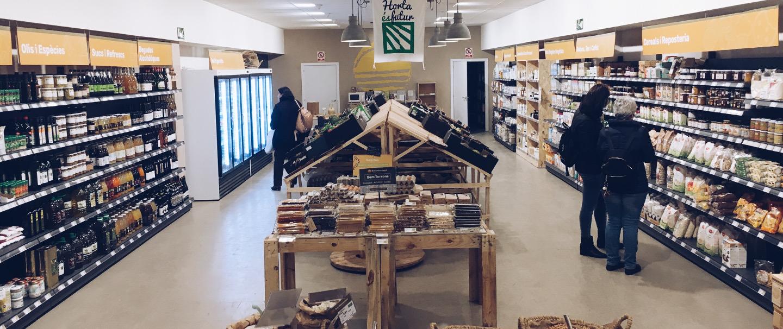 Supermercats cooperatius. Som Alimentació
