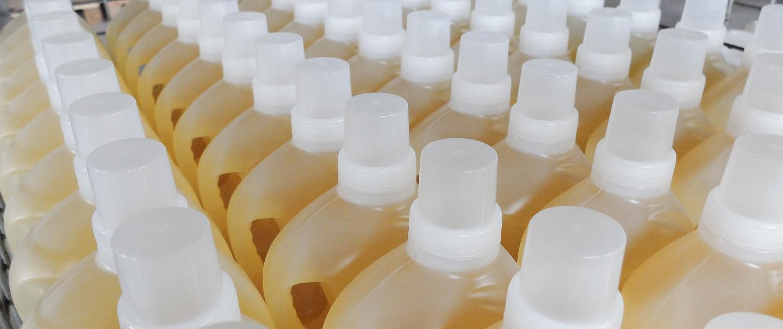 Detergents. Neteja sense tòxics