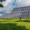 Petjada plaques solars