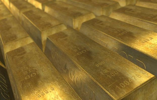 Lingots d'or Comerç de minerals