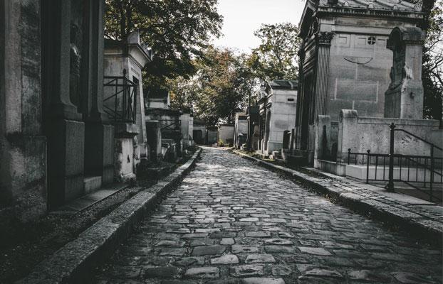 Cementiri | Autor: Echo Grid