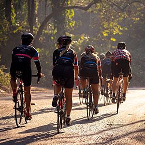 ús del casc amb bicicleta