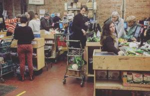 Interior del Park Slope Food Coop